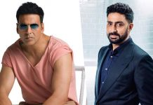 Abhishek recalls working out with Akshay Kumar