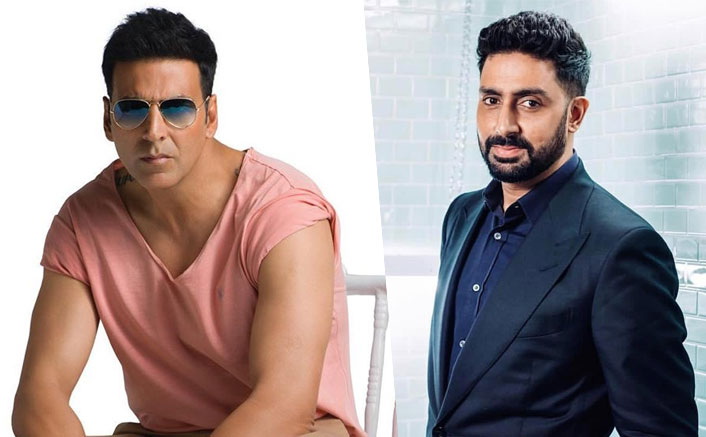 Abhishek Bachchan Shares A Hilarious Incident He Had While Working With Akshay Kumar On Housefull 3 (Pic credit: akshaykumar/Instagram bachchan/Instagram)
