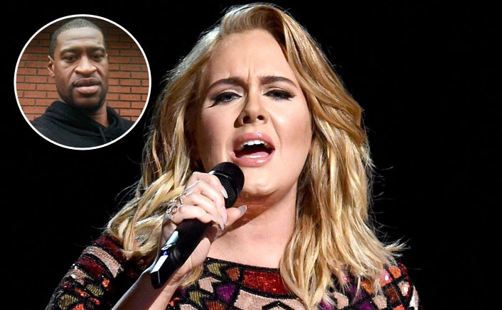 "Adele On George Floyd's Death: ""Racism Is Alive & Well Everywhere"""