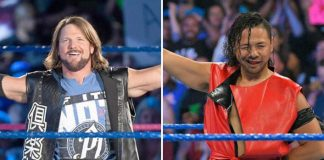 AJ Styles On Why His & Shinsuke Nakamura WrestleMania 34 Match Didn't Live Up To Expectations