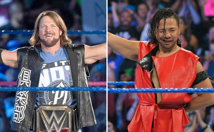 Wrestlemania 34: AJ Styles On Why His Match With Shinsuke Nakamura  Didn't Live Up To Expectations