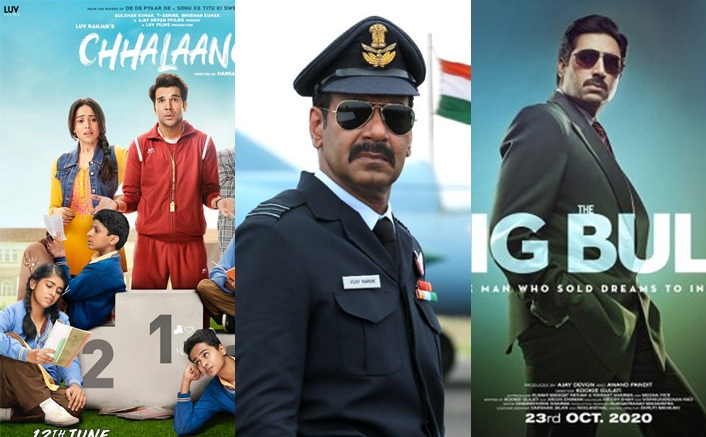 Ajay Devgn To Crack A Multi Film Deal With Disney+ Hotstar Including Bhuj, The Big Bull & Chhalaang?