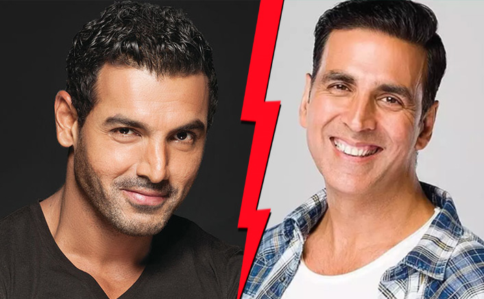 Akshay Kumar VS John Abraham: From Allegedly Chopping Off Role To Clashing At The Box Office, The Bitter-Sweet Tale Goes On - CELEBRITY RIVALS #16