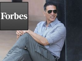 Akshay Kumar, With 366 Crores, ONLY Indian On Forbes 100 List Of World's Highest Paid Celebrities