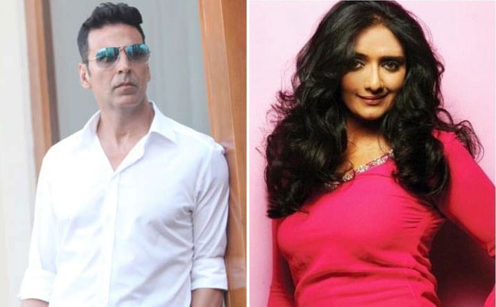 "Akshay Kumar's Saugandh Co-Star Shanthipriya Claims His Racist Joke Slipped Her Into Depression: "" It Was Very Uncomfortable..."""