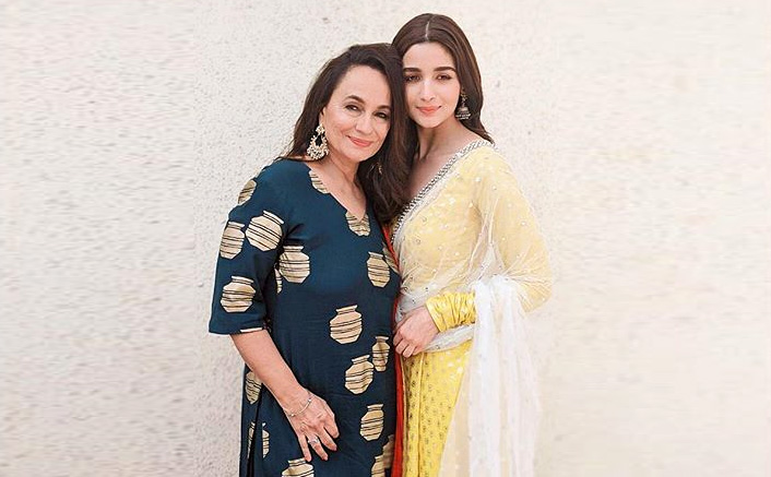 """Alia Bhatt's Mother Soni Razdan On Nepotism: """"Also Those Who Are Ranting About It Today..."""""""