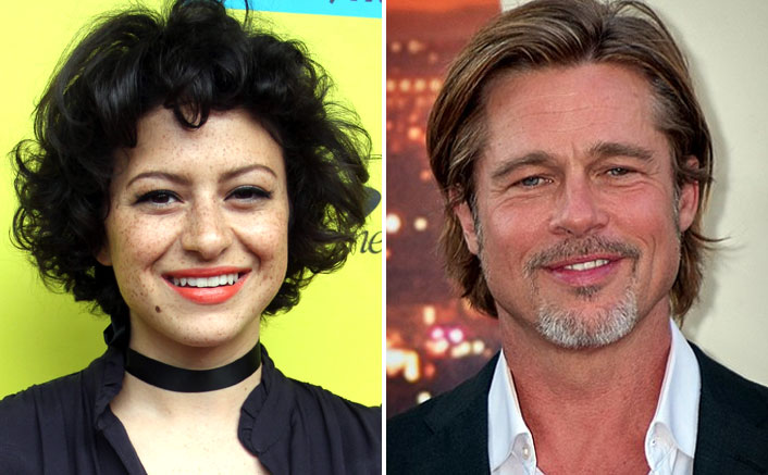 "Alia Shawkat Finally REACTS To Brad Pitt Dating Rumours: ""Feel Like I'm Naked In…"""