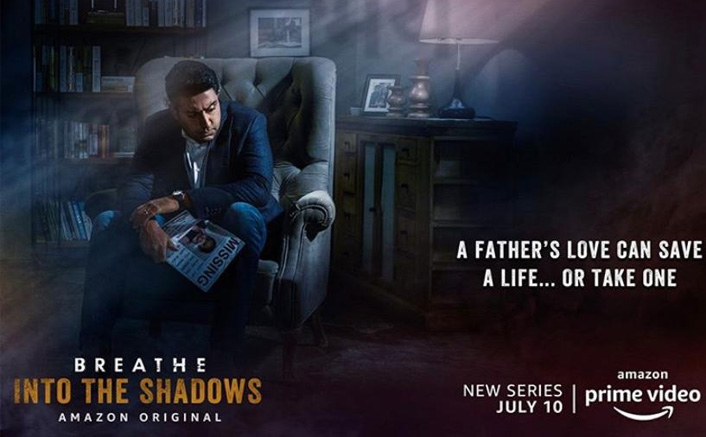 Breathe: Into The Shadows: Abhishek Bachchan's FIRST Look From Amazon Prime's Show Out & It's Breathtaking!