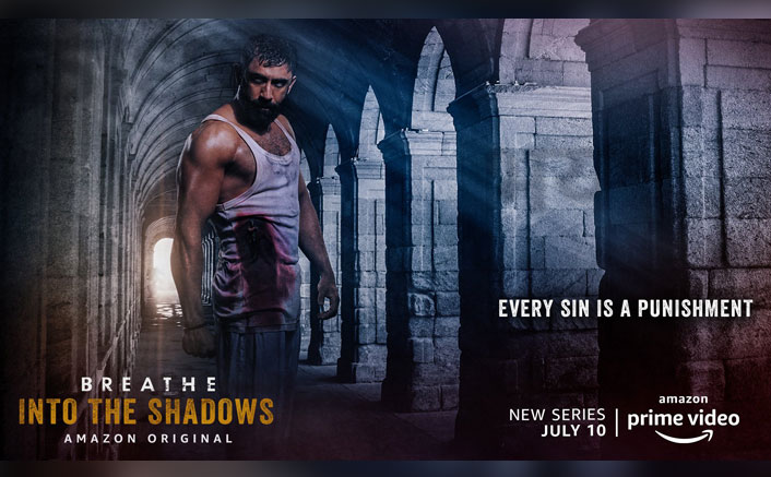 Breathe: Into The Shadows: Amazon Prime Video Raises Excitement With First Look Of Amit Sadh As The Inspector Kabir Sawant