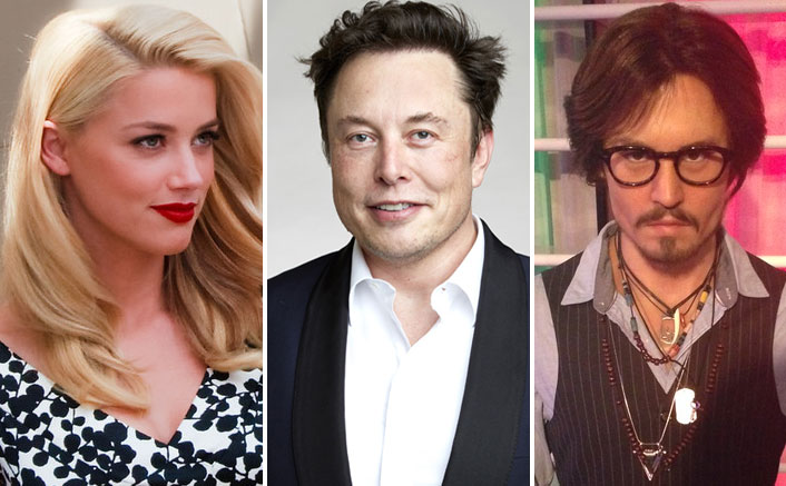 WTF! Not Johnny Depp But Elon Musk Gave Amber Heard Cuts & Bruises?