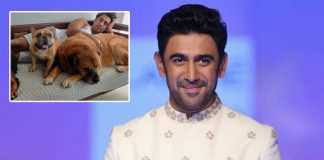 Amit Sadh spends birthday with his pets amid lockdown