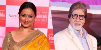 Amitabh Bachchan praises Divya Dutta's poem; actress says 'this means world to me'