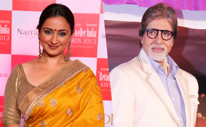 "Amitabh Bachchan On Divya Dutta's New Poem: ""Her Talent As An Artist Has Been Undisputed"""