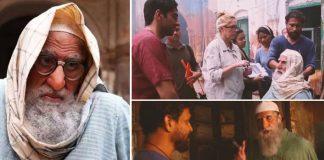 Amitabh Bachchan's Drastic Makeover For Gulabo Sitabo
