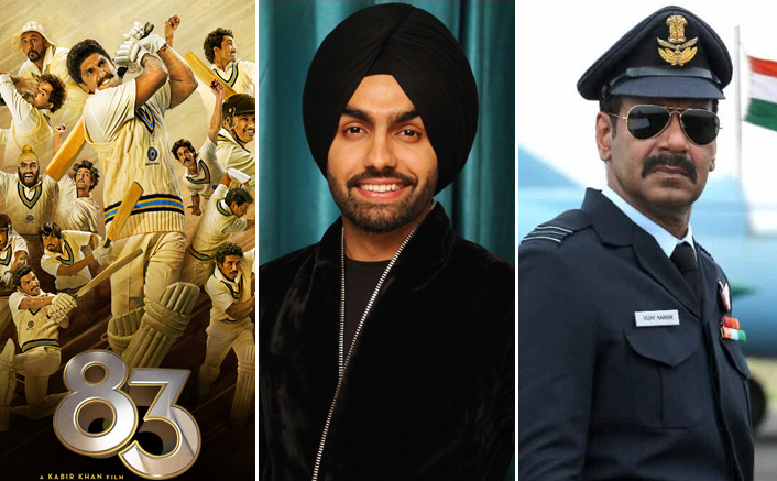 "Ammy Virk: ""It Feels Surreal To Wear That Indian Cricket Jersey In '83 & A Pilot's Uniform In Bhuj"""