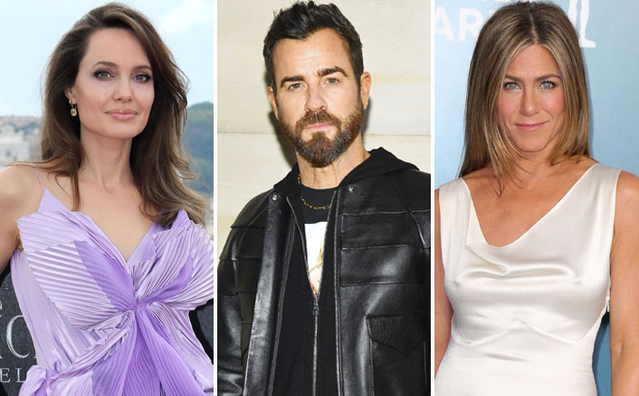 Angelina Jolie Approached Justin Theroux To Take REVENGE From Jennifer Aniston?
