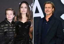 Angelina Jolie Reveals Why Brad Pitt & Her Named Their Elder Daughter Shiloh