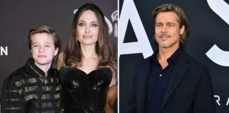 Angelina Jolie Reveals Why Brad Pitt & Her Named Their Elder Daughter Shiloh