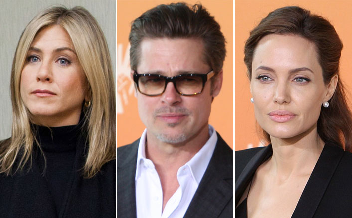 Angelina Jolie Was The MASTERMIND Behind Jennifer Aniston's Fake Baby Rumours?