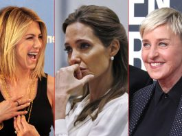 Angelina Jolie's SHOCKING Statement! Blames Jennifer Aniston & Ellen DeGeneres Is For Bad-Mouthing Her In Hollywood & Calling Her A Home-Wrecker