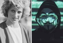 Anonymous Reveals SHOCKING Details On Princess Diana's Accident, The Royals Being Involved With Human Trafficking, Rape & More