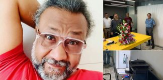 Anubhav Sinha gifts himself new finance office on birthday