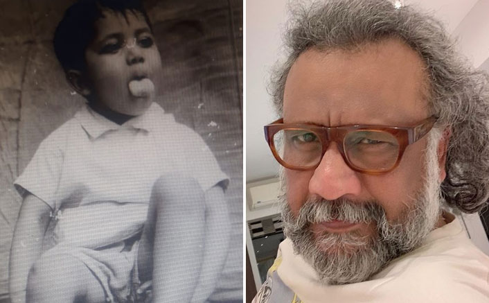 """Thappad Director Anubhav Sinha Shares His Throwback Pic From Childhood, Says, """"I Was Always Good Lookin"""""""