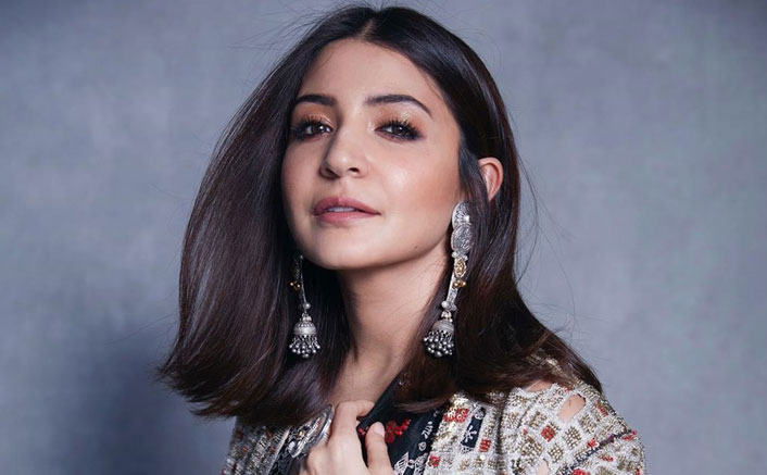 Anushka Sharma pouts it out with a floral twist