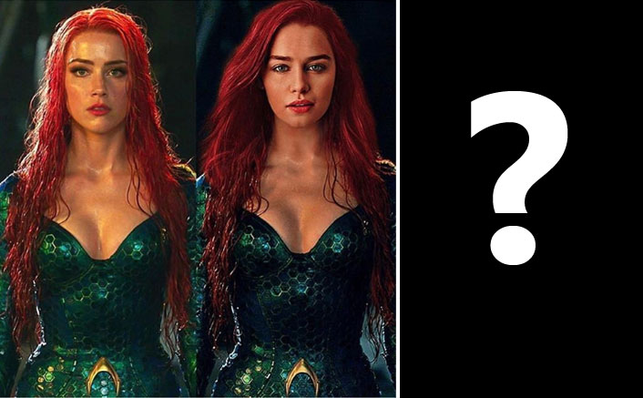 Aquaman 2: Not Emilia Clarke But THIS Actress Replaces Amber Heard?
