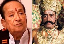 Arvind Trivedi overjoyed with response to his Raavan role