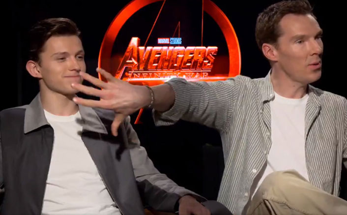 Avengers: Endgame Team Asked Benedict Cumberbatch To Babysit Tom Holland AKA Spider-Man For THIS Amusing Reason!