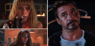 Avengers: Endgame Trivia #89: Robert Downey Jr Is The Reason Why Gwyneth Paltrow's Pepper Potts Saved Tony Stark's Life In Iron Man 3!