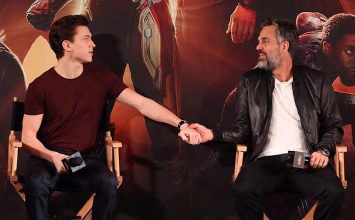Avengers: Endgame's Tom Holland AKA Spider-Man RUINED Something Important For 'Hulk' Mark Ruffalo & The Reaction Is Priceless! Watch