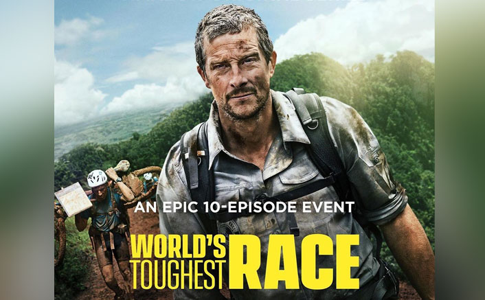 Bear Grylls Comes Up With World's Toughest Race; Meet The Indian Contestants!