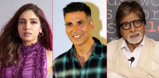 Big B, Akshay Kumar take part in Bhumi Pednekar's environment campaign