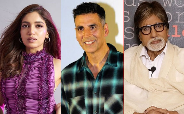 Akshay Kumar & Amitabh Bachchan Boost Bhumi Pednekar's Environment Campaign