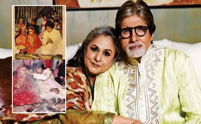 Amitabh Bachchan Shares His & Jaya Bachchan's Wedding Story On Their 47th Marriage Anniversary & It's Adorable!