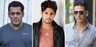 Big B my favourite actor, Akshay Kumar like a big brother: Sidharth Malhotra