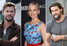 #BlackLivesMatter: Emilia Clarke, Jake Gyllenhaal, Chris Hemsworth & Others Show Support To Blackout Tuesday