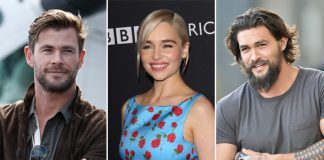 #BlackLivesMatter: Emilia Clarke, Jake Gyllenhaal, Chris Hemsworth & Others Show Support To Blackout Tuesday