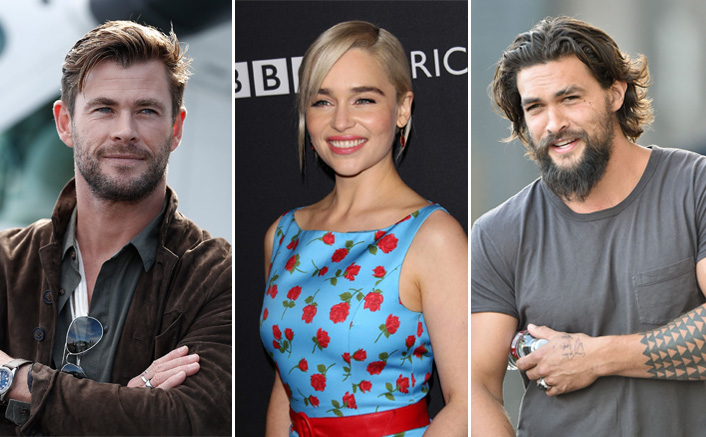 #BlackLivesMatter: Emilia Clarke, Chris Hemsworth, Jason Momoa & Others Observe 'Blackout Tuesday'