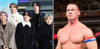 #BlackLivesMatter: WWE Superstar John Cena Joins BTS Army To Match K-Pop Group's $1 Million Donation For The Movement