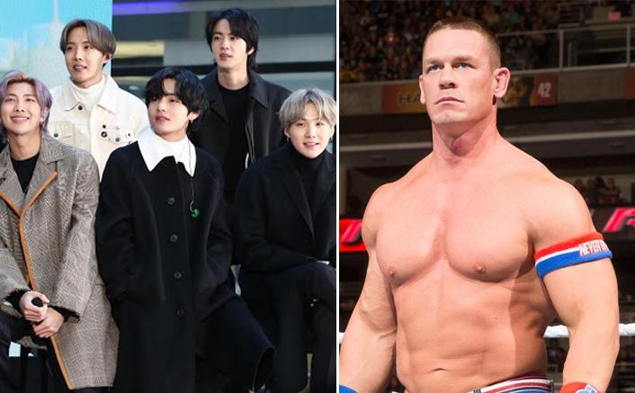 WWE Superstar John Cena Joins BTS Army's $1 Million Donation For #BlackLivesMatter Movement