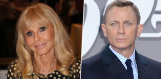 Bond Girl Britt Ekland Feels James Bond Having A Daughter In No Time To Die Will 'Ruin The Fantasy'