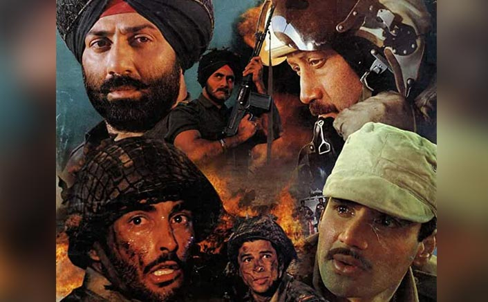 Border - An All time Blockbuster that could an opening of over 1 crore 23 years back