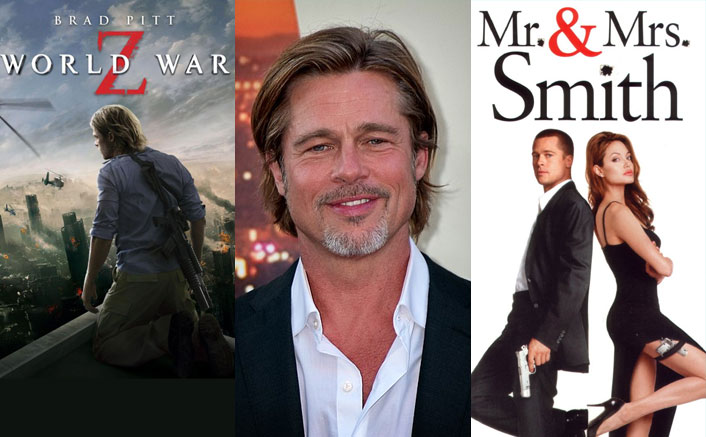 Brad Pitt At The Worldwide Box Office: From World War Z To Mr. & Mrs. Smith, Top 10 Grossers Of The Star