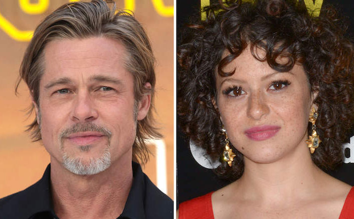 Brad Pitt Has Finally Moved In With THIS Actress & It's Not Jennifer Aniston Or Angelina Jolie!