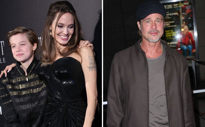 Brad Pitt & Angelina Jolie Involved In Feud All Over Again, Shiloh Wants To Stay Permanently With Dad?