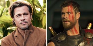 Brad Pitt Was Supposed To Enter The MCU As Chris Hemsworth's Thor?