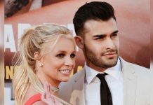 Britney Spears Cutely Yells At Beau Sam Asghari For Interrupting Her Pride Month Wishes To The LGBTQ+ Community, WATCH!